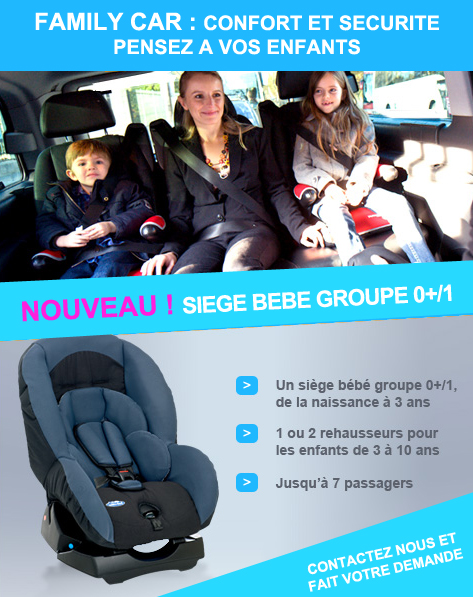 Family-car-siege-bebe-taxi-marne-la-vallee