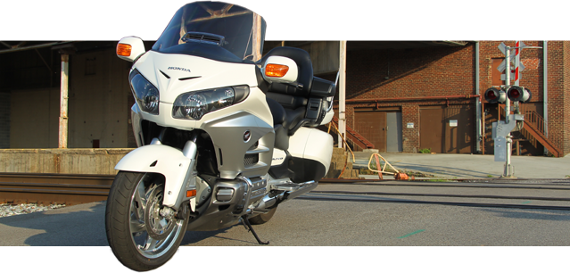 Taxi moto transervice Goldwing 1800